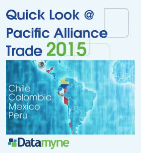 Pacific Alliance import export data report 2015 image